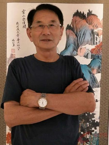 徐瑞明—当代最具投资收藏价值的丝绢画名家